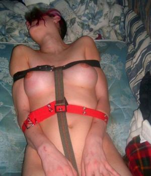 Emo Punk Teen In Bondage And Ready For A Fuck