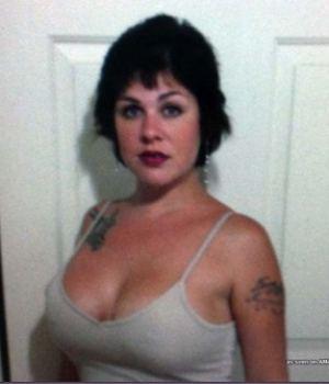 Tattooed Amateur Cuties With Big Tits