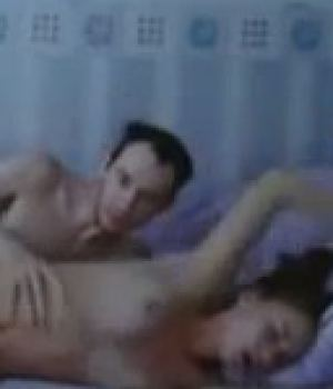 Wild emo couple fucking in bed